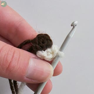Tutoriel Yeux Amigurumi - Photo 06