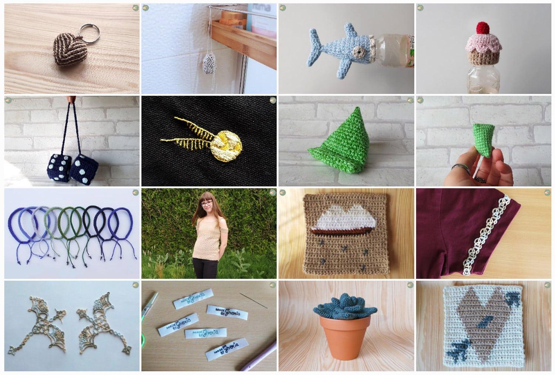 Galerie Crochet & More - Image mise en avant