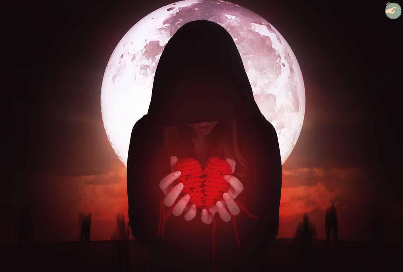 Cœur Sanguinolent – Tutoriel Crochet Gratuit