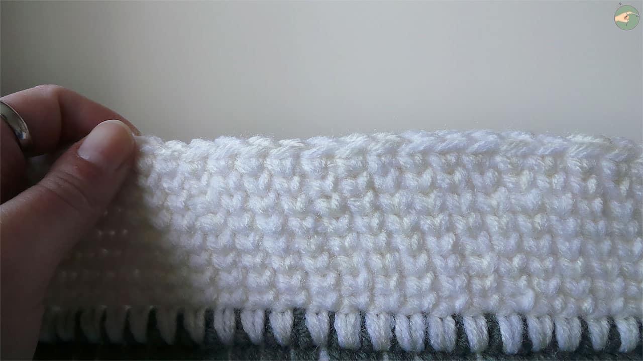 Single Crochet Knit Like & Cross Stitch - Photo 01