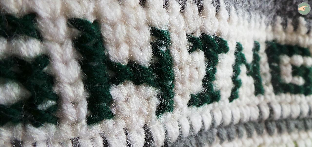 Single Crochet Knit Like & Cross Stitch - Photo 09