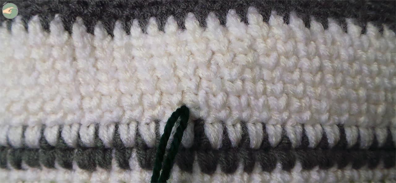 Single Crochet Knit Like & Cross Stitch - Photo 13