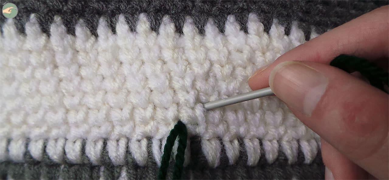 Single Crochet Knit Like & Cross Stitch - Photo 14