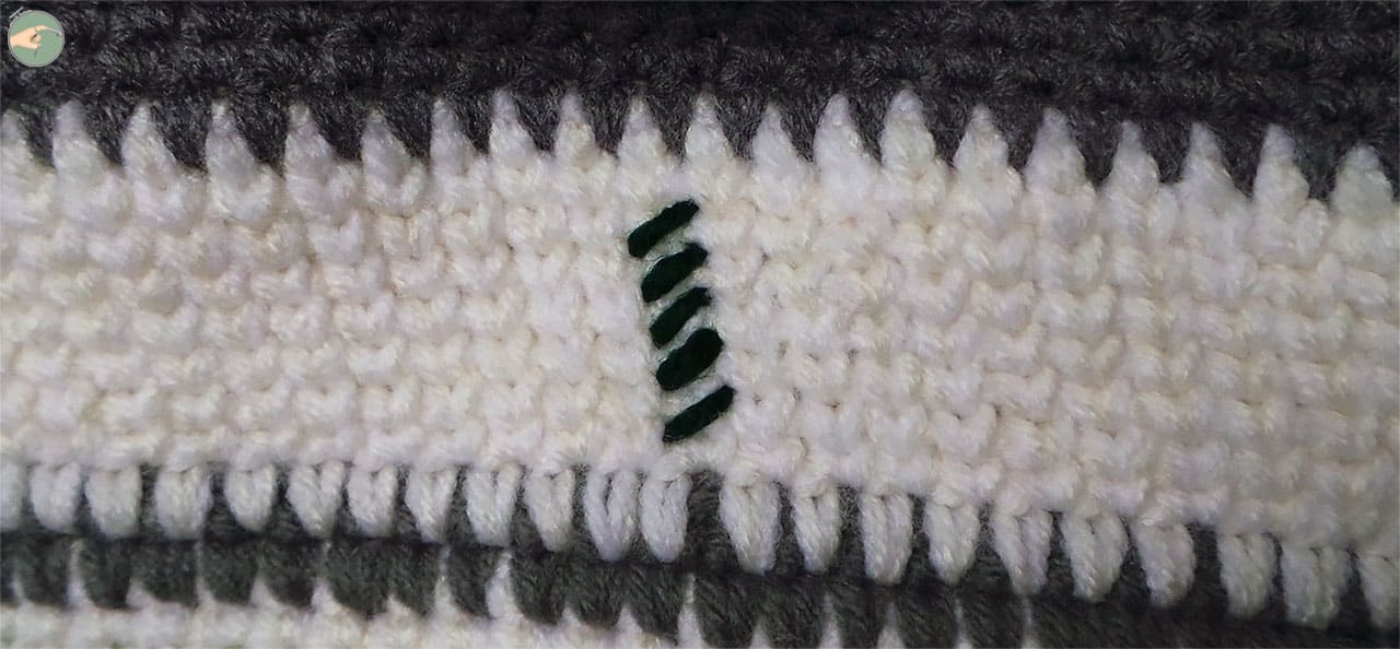 Single Crochet Knit Like & Cross Stitch - Photo 20