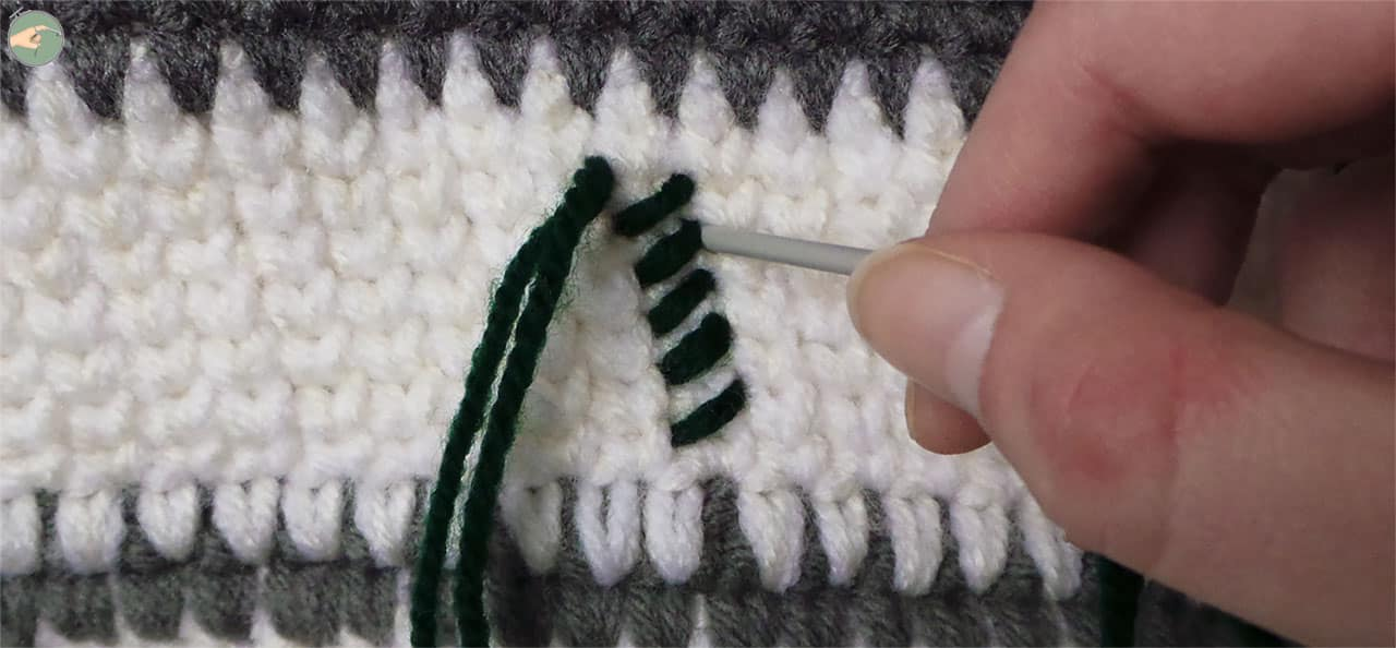 Single Crochet Knit Like & Cross Stitch - Photo 22