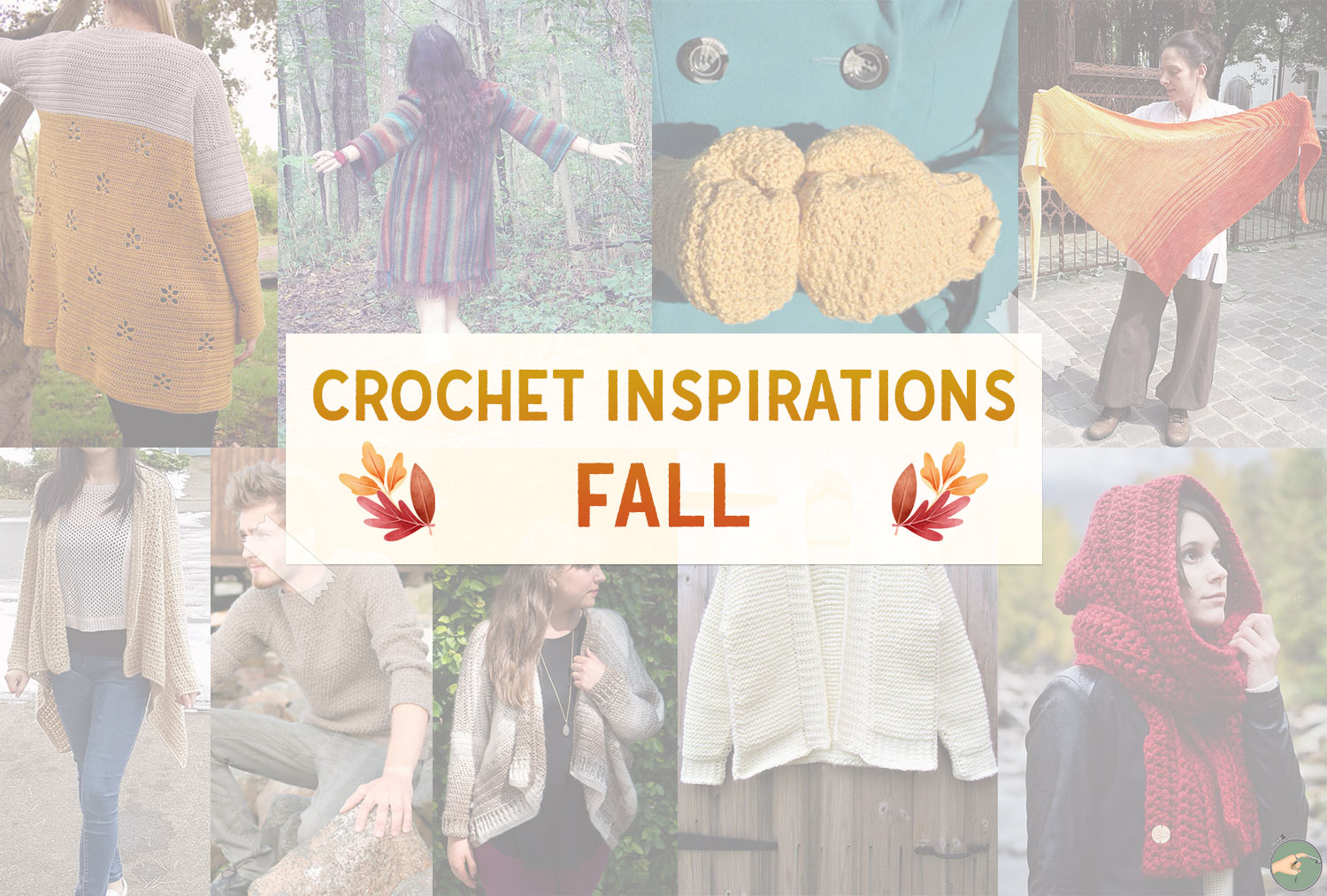 Crochet Inspirations : Fall