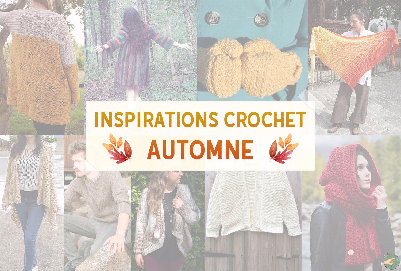 Inspirations Crochet : Automne