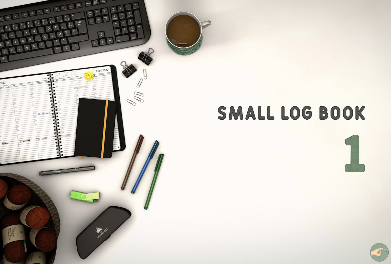 Small Log Book 1 – January 2020