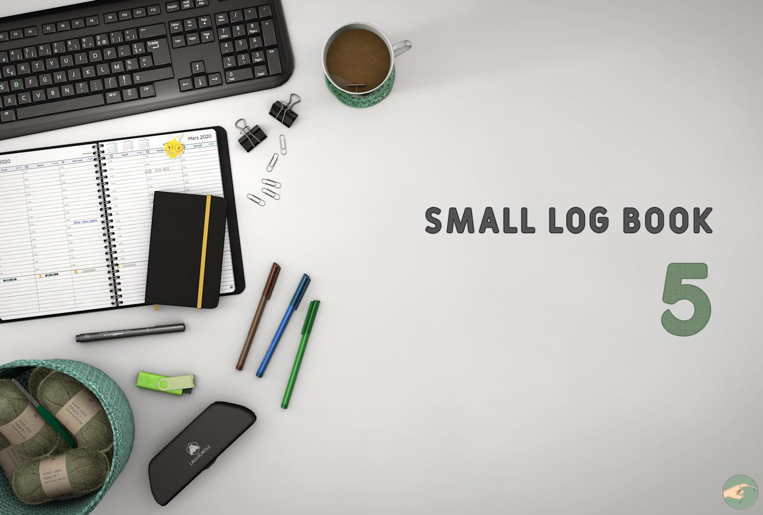 Small Log Book 5 – New hobby, new prototype (again) and some news