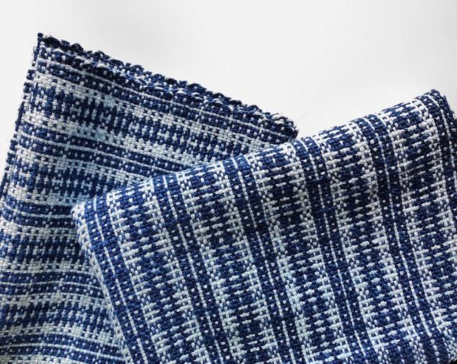Color and Weave Tea Towel - Jenny Sennott
