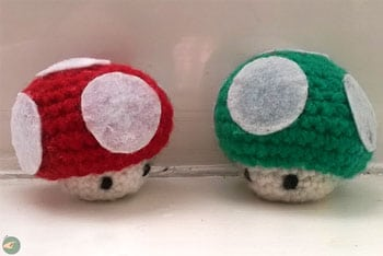 Mario's Mushrooms