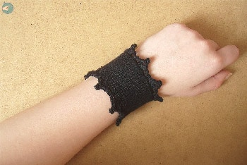 Bracelet (Tunisian Crochet)