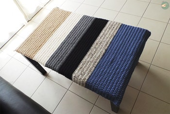 Crossed Blanket