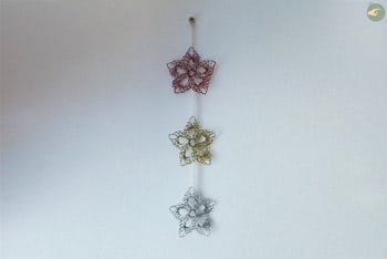 Copper Stars Suspension