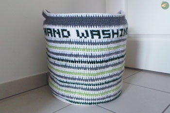 Hand Washing Basket