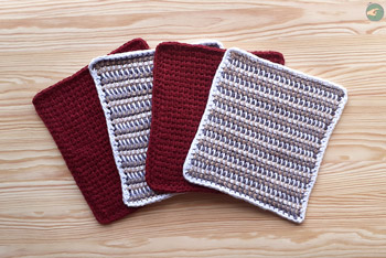 Dishcloths-Potholders