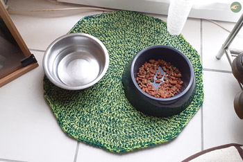 Cat Feeding Mat
